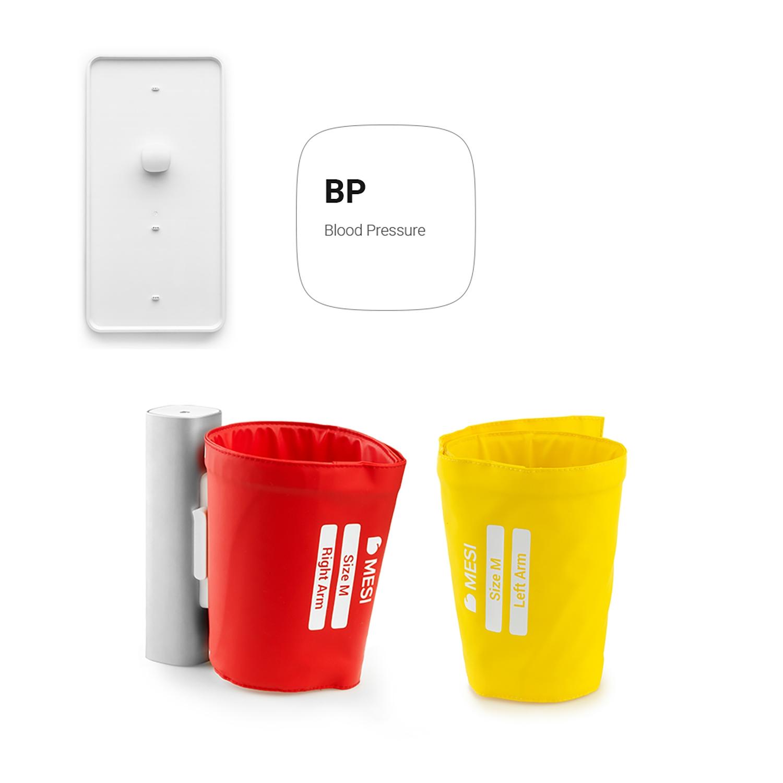 MESI uitbreiding BP - bloeddruk - draadloos