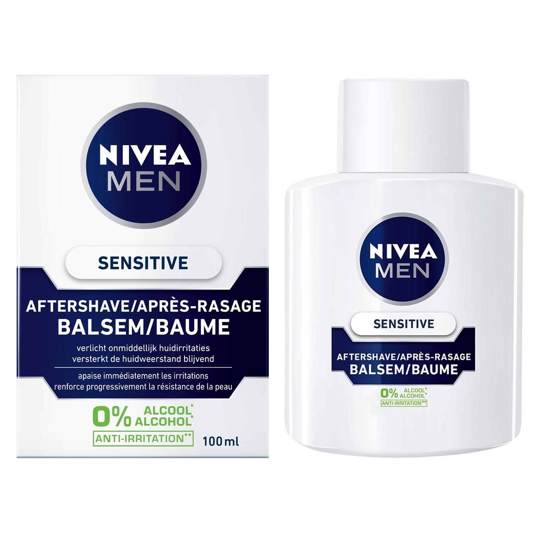 Nivea men after balsem sensitive - 100 ml (einde voorraad)