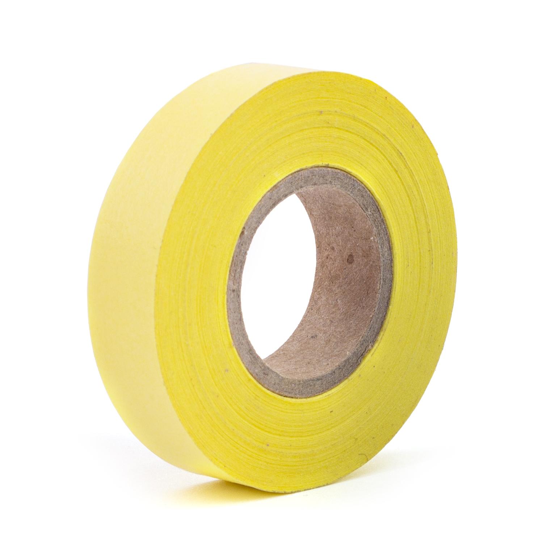 Markeerband p-rol - geel