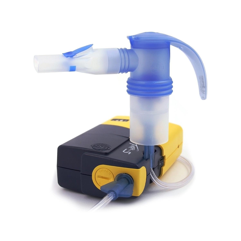 Pari aerosol mobile s met li-ion accu