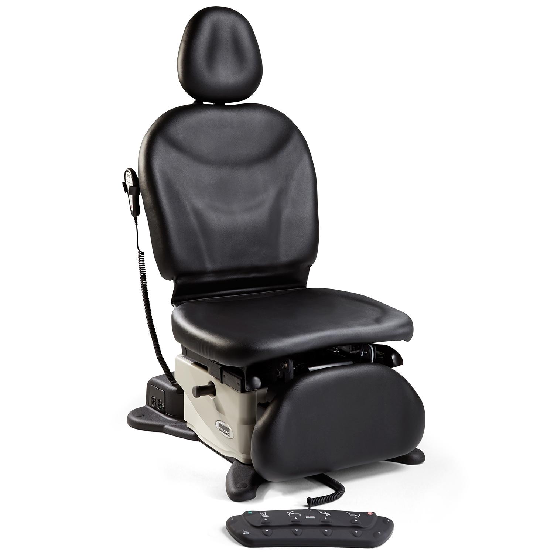 Midmark 630 programeerbaar roterend + Premium - 81 cm - Black