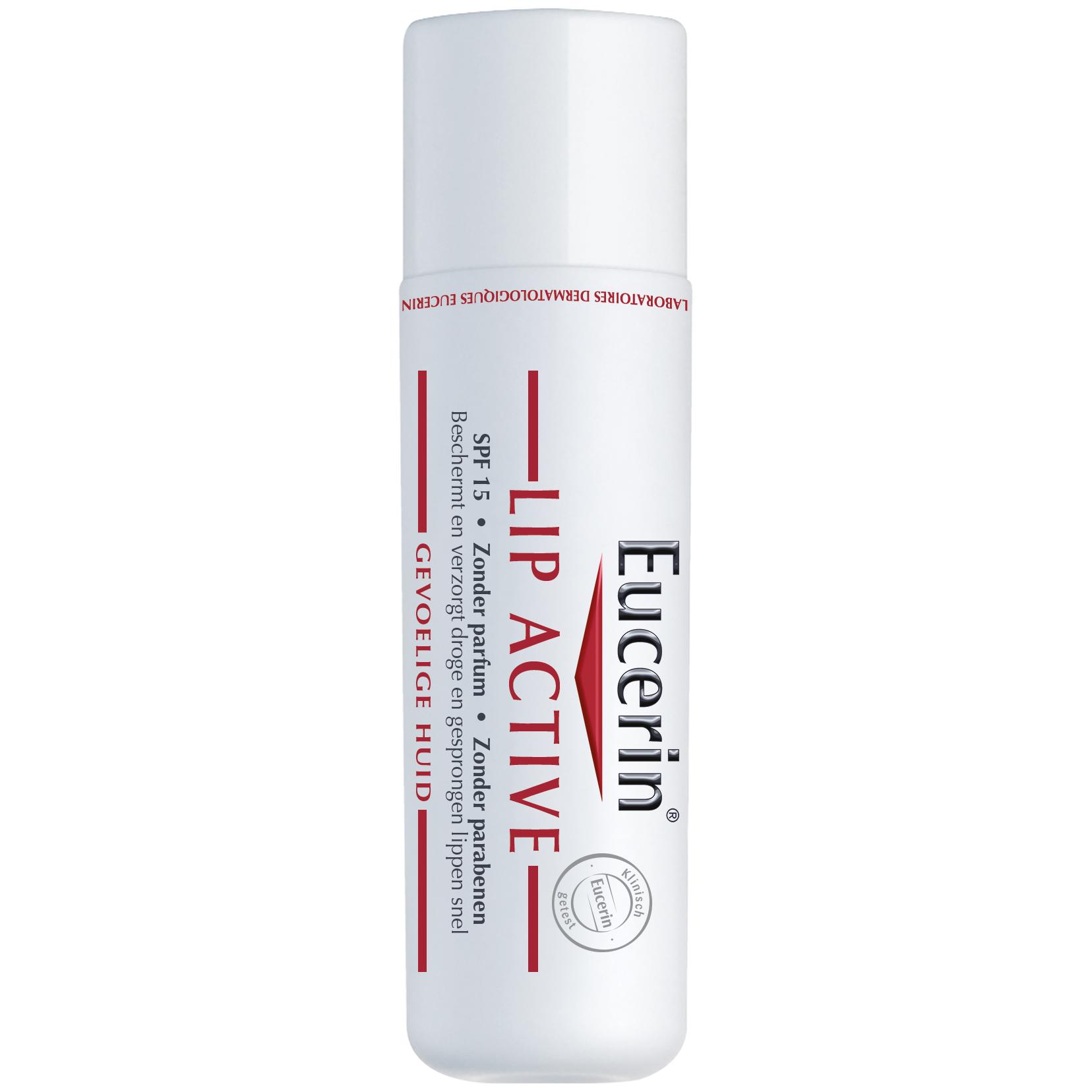 Eucerin pH5 lip activ - 4,8 gr (einde voorraad)