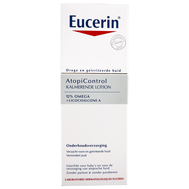 Eucerin Atopicontrol body lotion kalmerend - 250 ml (einde voorraad)