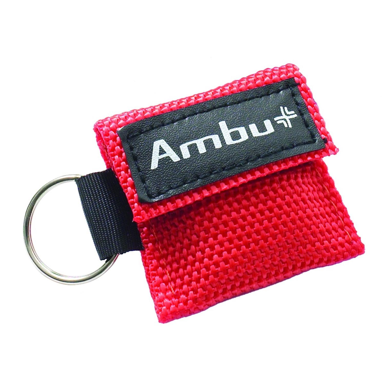Ambu life-key beademingsvlies in sleutelhanger