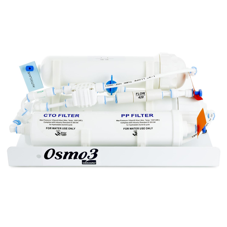 Osmose systeem v. Midmark autoclaaf
