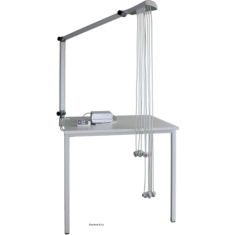 Vacuumsysteem ECG - DT80 - tafelmodel