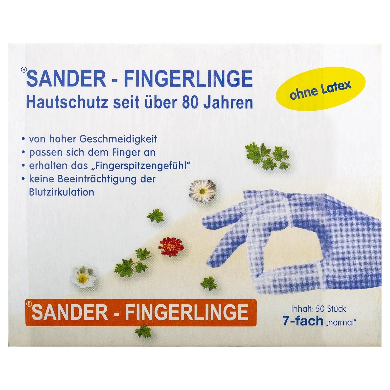 Sander F7 vingerling (50 st)