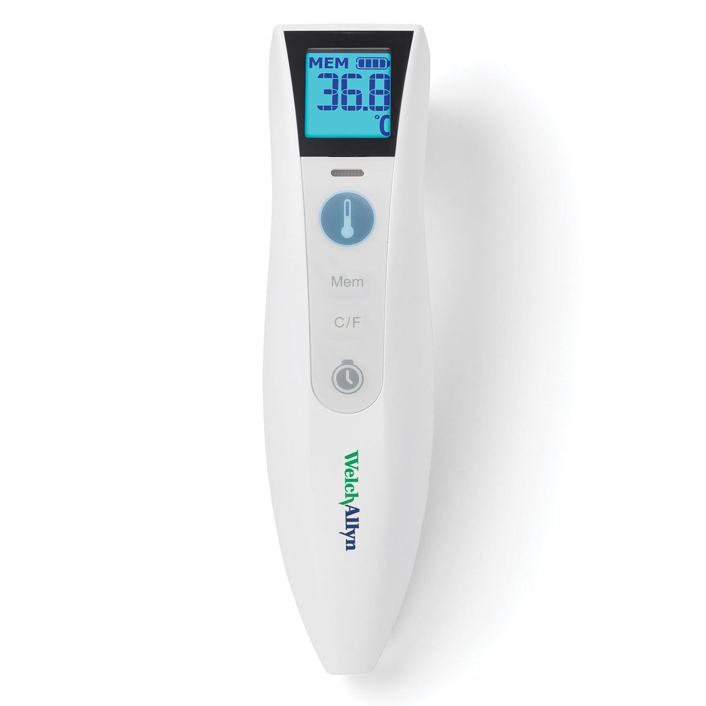 Welch Allyn CareTemp voorhoofd thermometer - infrarood